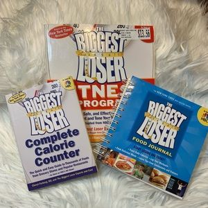 Biggest Loser book set